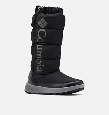 Women's Paninaro™ Omni-Heat™ Tall Boot PANINARO™ OMNI-HEAT™ TALL | 101 | 10, Black, Stratus, 3/4 front