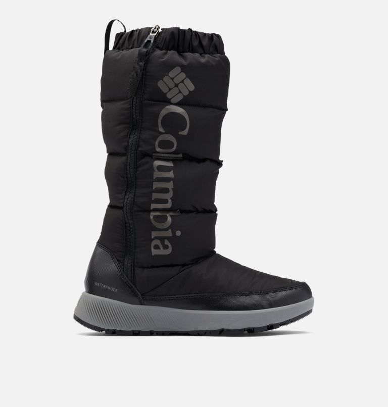 PANINARO™ OMNI-HEAT™ TALL | 010 | 9.5 Women's Paninaro™ Omni-Heat™ Tall Boot, Black, Stratus, front