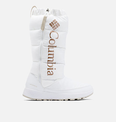 Botte haute Paninaro Omni-Heat femme PANINARO™ OMNI-HEAT™ TALL | 439 | 10, White, Warm Gold, front