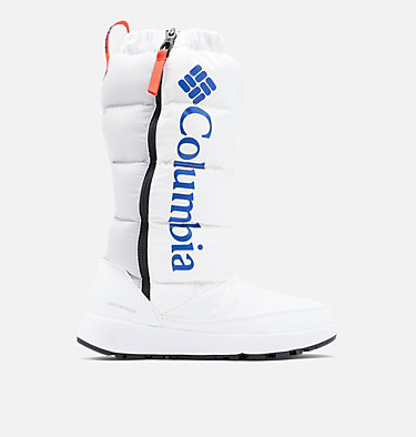 Women's Paninaro™ Omni-Heat™ Tall Boot PANINARO™ OMNI-HEAT™ TALL | 439 | 10, White, Cobalt Blue, front