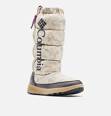 Women's Paninaro™ Omni-Heat™ Tall Boot PANINARO™ OMNI-HEAT™ TALL | 439 | 10, Oxford Tan, Dark Grey, 3/4 front