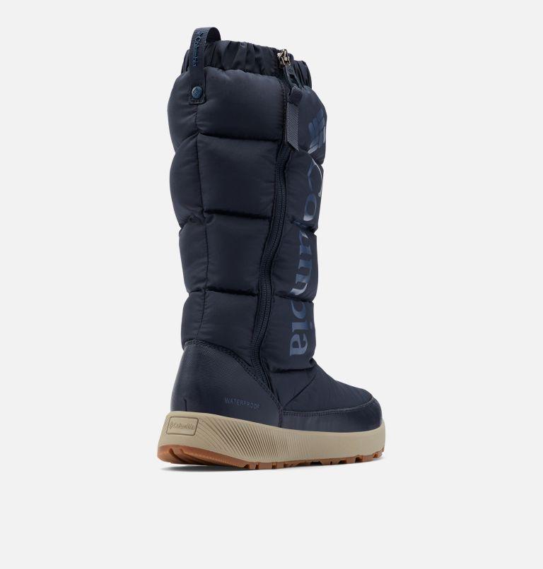 PANINARO™ OMNI-HEAT™ TALL | 439 | 5 Women's Paninaro™ Omni-Heat™ Tall Boot, Abyss, Zinc, 3/4 back