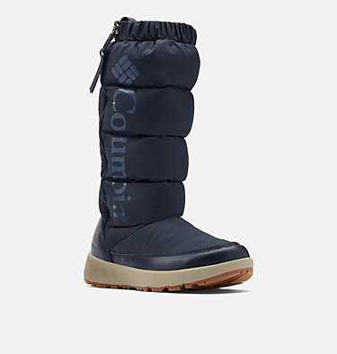Women's Paninaro™ Omni-Heat™ Tall Boot PANINARO™ OMNI-HEAT™ TALL | 439 | 10, Abyss, Zinc, 3/4 front