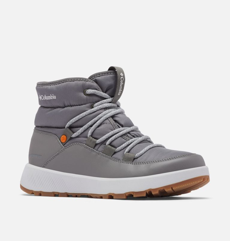 Women's Slopeside Village™ Omni-Heat™ Mid Boot Women's Slopeside Village™ Omni-Heat™ Mid Boot, 3/4 front