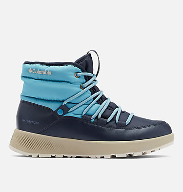 Botte mi-haute Slopeside Village Omni-Heat femme SLOPESIDE VILLAGE™ OMNI-HEAT™ MID | 010 | 10.5, Shasta, Silver Sage, front