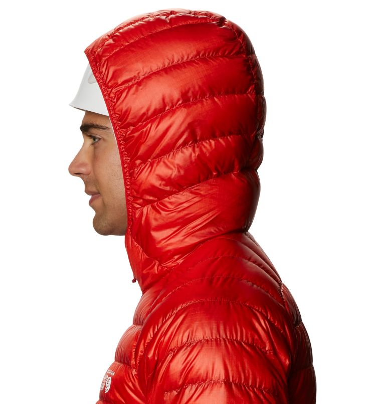 Phantom™ Hoody | 636 | M Men's Phantom™ Down Full Zip Hoody, Fiery Red, a3