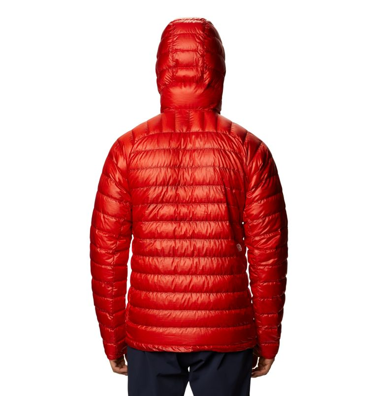 Phantom™ Hoody | 636 | L Men's Phantom™ Hoody, Fiery Red, back