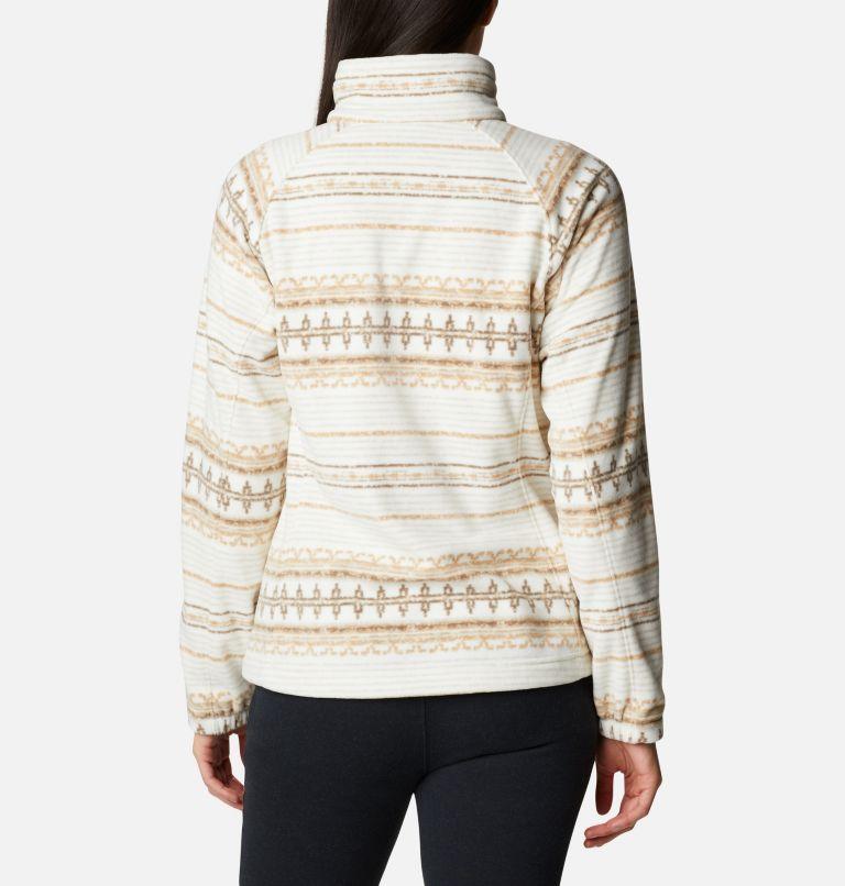 Women's Garden City™ Full Zip Fleece Jacket Women's Garden City™ Full Zip Fleece Jacket, back