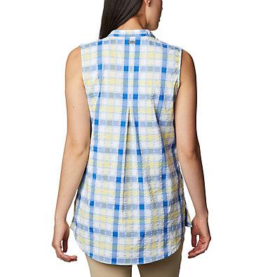 Women's Cherry Creek Lane™ Sleeveless Tunic Cherry Creek Lane™ EXS Sleeveless Tunic | 707 | L, Sail, back