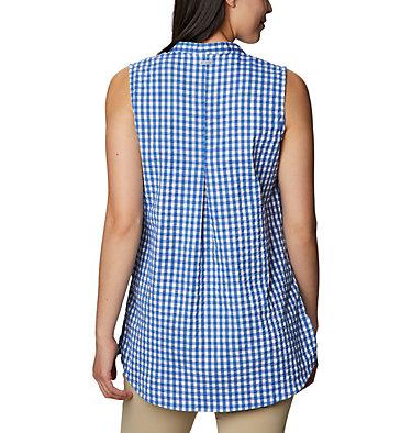 Women's Cherry Creek Lane™ Sleeveless Tunic Cherry Creek Lane™ EXS Sleeveless Tunic | 707 | L, Vivid Blue, back