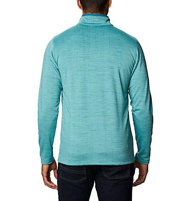 Men's Hawkins Ave™ Half Zip Shirt Hawkins Ave™ EXS Half Zip   901   M, Aegean Blue, back