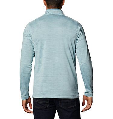 Men's Hawkins Ave™ Half Zip Shirt Hawkins Ave™ EXS Half Zip   901   M, Storm, back