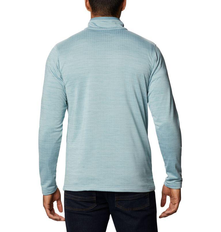 Men's Hawkins Ave™ Half Zip Shirt Men's Hawkins Ave™ Half Zip Shirt, back