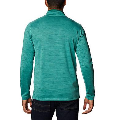 Men's Hawkins Ave™ Half Zip Shirt Hawkins Ave™ EXS Half Zip   901   M, Wildwood Green, back