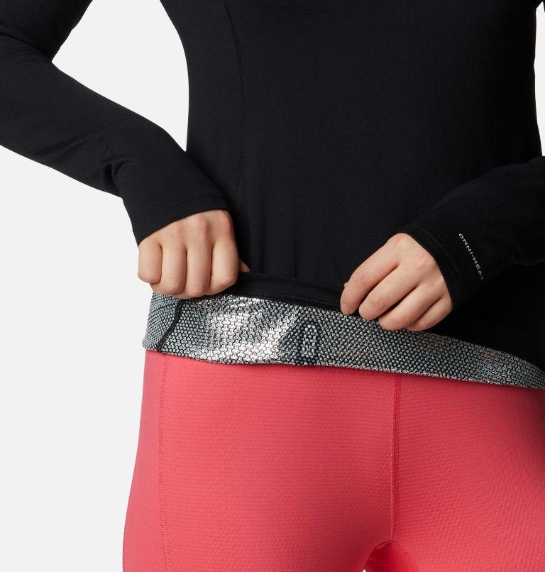 W Omni-Heat 3D™ Knit Crew II | 010 | M Women's Omni-Heat 3D™ Knit Crew II Baselayer Shirt, Black, a5
