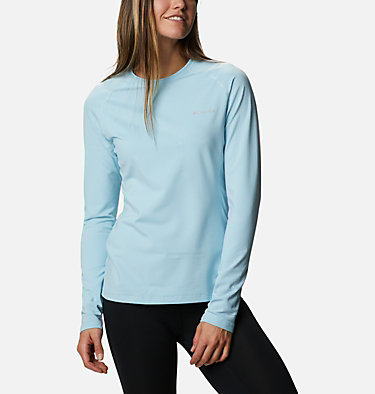 Women's Omni-Heat 3D™ Knit Crew II Baselayer Shirt W Omni-Heat 3D™ Knit Crew II | 010 | L, Sky Blue, front