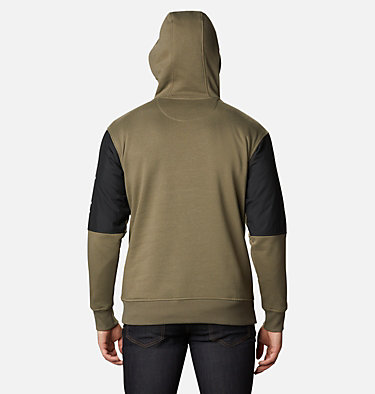 Men's Minam River™ Pullover Hoodie Minam River™ Hoodie | 011 | S, Stone Green, Black, White, back
