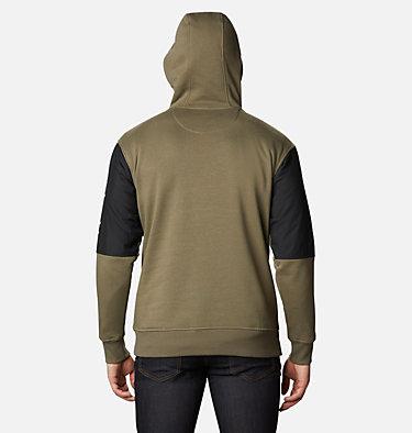 Men's Minam River Pullover Hoodie Minam River™ Hoodie | 011 | XXL, Stone Green, Black, White, back