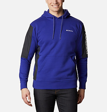 Men's Minam River™ Hoodie Minam River™ Hoodie | 011 | XXL, Purple Quartz, Shark, White, front