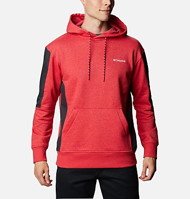 Men's Minam River™ Hoodie Minam River™ Hoodie | 011 | XXL, Mountain Red Heather, Shark, White, front
