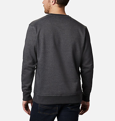 Men's Minam River™ Crew Minam River™ Crew | 010 | L, Black Heather, Black, back