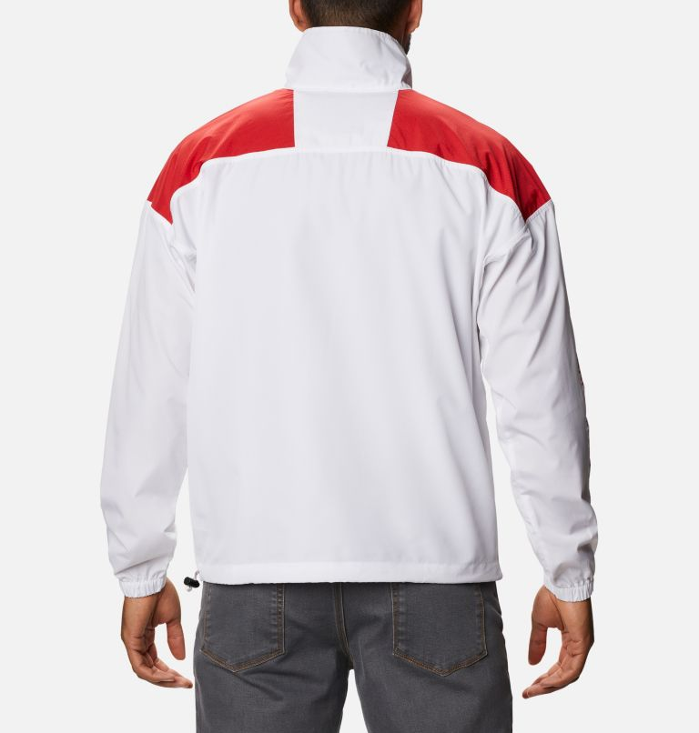Men's Collegiate Santa Ana™ Anorak Jacket - Georgia Men's Collegiate Santa Ana™ Anorak Jacket - Georgia, back