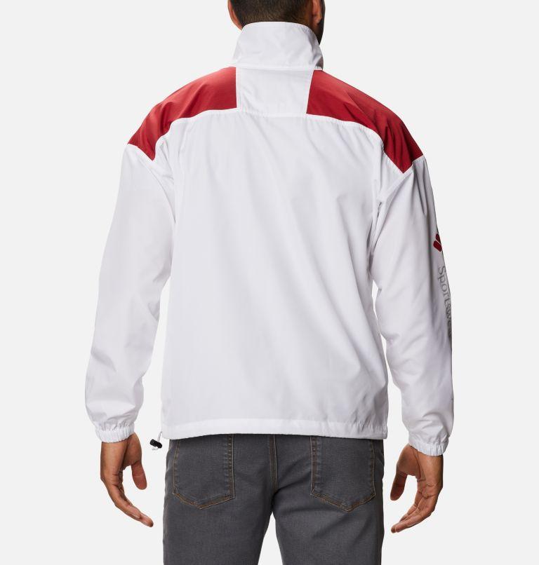 Men's Collegiate Santa Ana™ Anorak Jacket - Washington State Men's Collegiate Santa Ana™ Anorak Jacket - Washington State, back