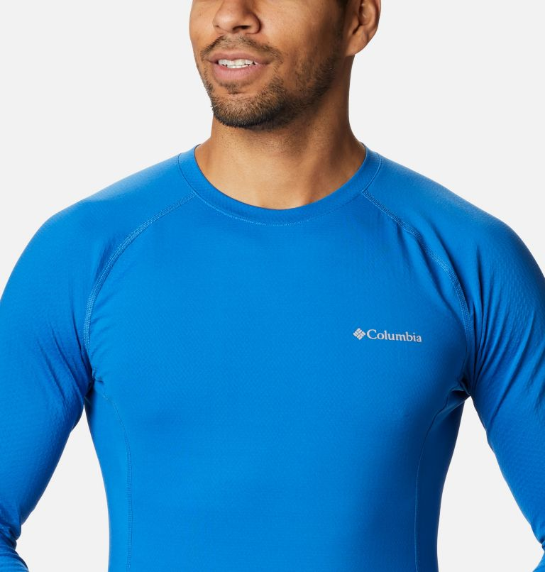 Men's Omni-Heat 3D™ Knit Crew II Baselayer Shirt Men's Omni-Heat 3D™ Knit Crew II Baselayer Shirt, a2