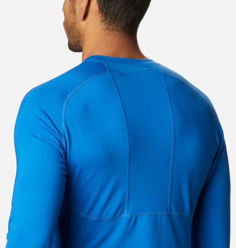 Men's Omni-Heat 3D™ Knit Crew II Baselayer Shirt Men's Omni-Heat 3D™ Knit Crew II Baselayer Shirt, a4