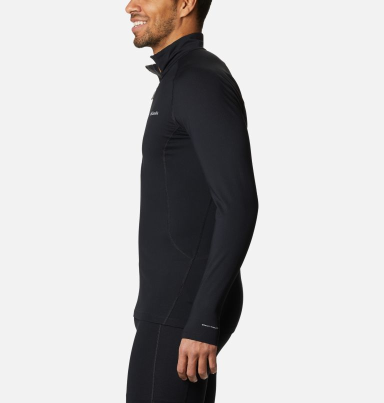 Men's Omni-Heat 3D™ Knit Half Zip II Baselayer Shirt Men's Omni-Heat 3D™ Knit Half Zip II Baselayer Shirt, a1