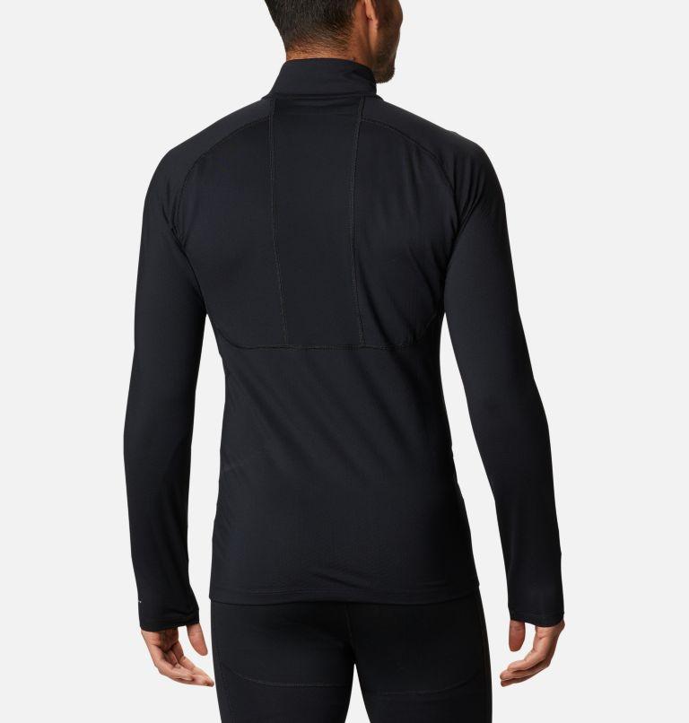 Men's Omni-Heat 3D™ Knit Half Zip II Baselayer Shirt Men's Omni-Heat 3D™ Knit Half Zip II Baselayer Shirt, back