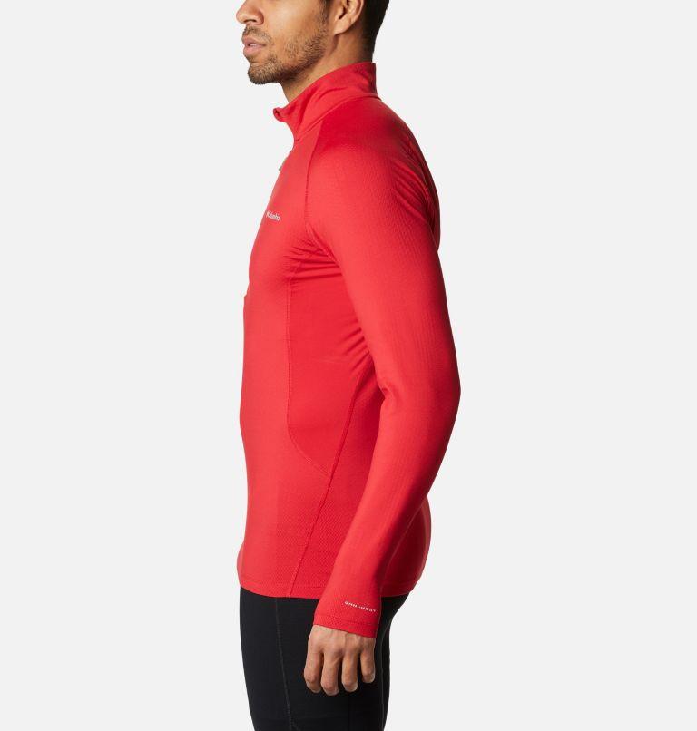 Omni-Heat 3D™ Knit Half Zip II | 613 | S Couche de base avec demi-fermeture éclair en tricot 3D™ Omni-Heat II pour homme, Mountain Red, a1