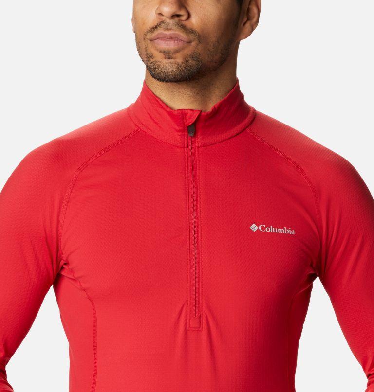 Men's Omni-Heat 3D™ Knit Half Zip II Baselayer Shirt Men's Omni-Heat 3D™ Knit Half Zip II Baselayer Shirt, a2