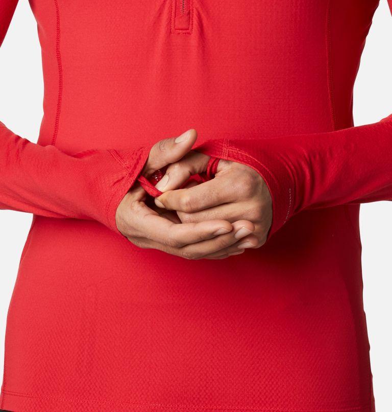 Omni-Heat 3D™ Knit Half Zip II | 613 | S Couche de base avec demi-fermeture éclair en tricot 3D™ Omni-Heat II pour homme, Mountain Red, a3