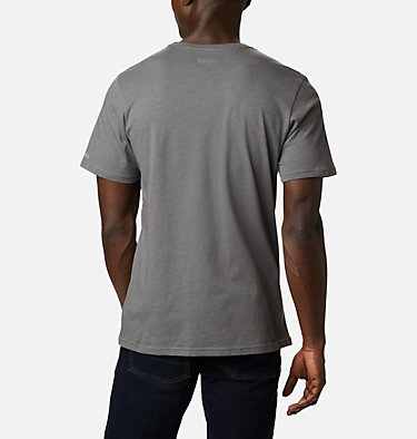 Men's CSC™ City T-Shirt CSC™ City Tee | 023 | L, City Grey Heather CSC Toronto, back
