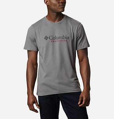 Men's CSC™ City T-Shirt CSC™ City Tee | 023 | L, City Grey Heather CSC Vancouver, front