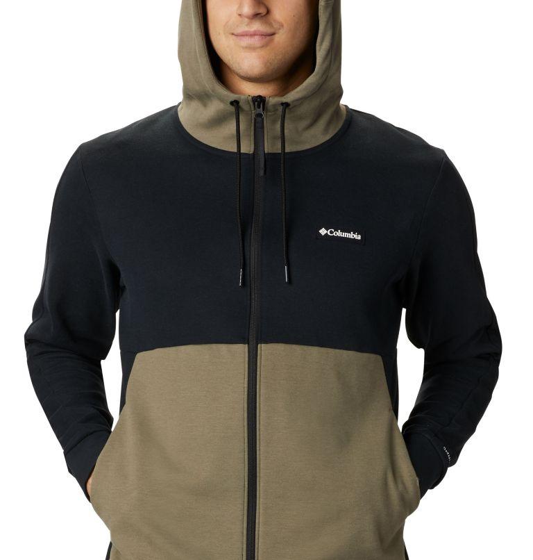Mountain View™ Full Zip | 010 | S Chandail à fermeture éclair Mountain View™ pour homme, Black, White, a2