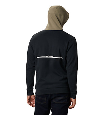 Chandail à fermeture éclair Mountain View™ pour homme Mountain View™ Full Zip | 100 | S, Black, White, back