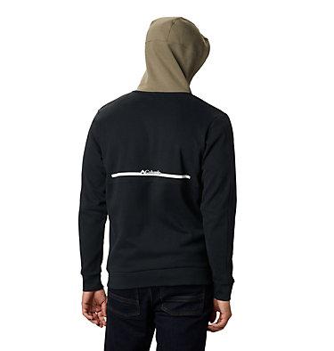 Men's Mountain View™ Omni-Heat™ Full Zip Hoodie Mountain View™ Full Zip | 100 | S, Black, White, back