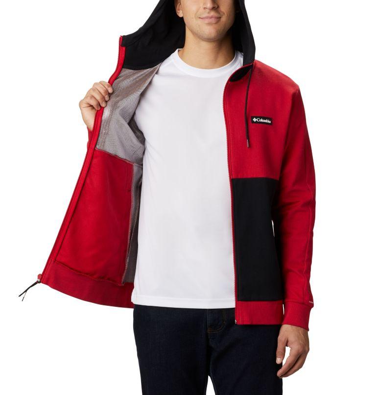Mountain View™ Full Zip   613   S Chandail à fermeture éclair Mountain View™ pour homme, Mountain Red, White, a3