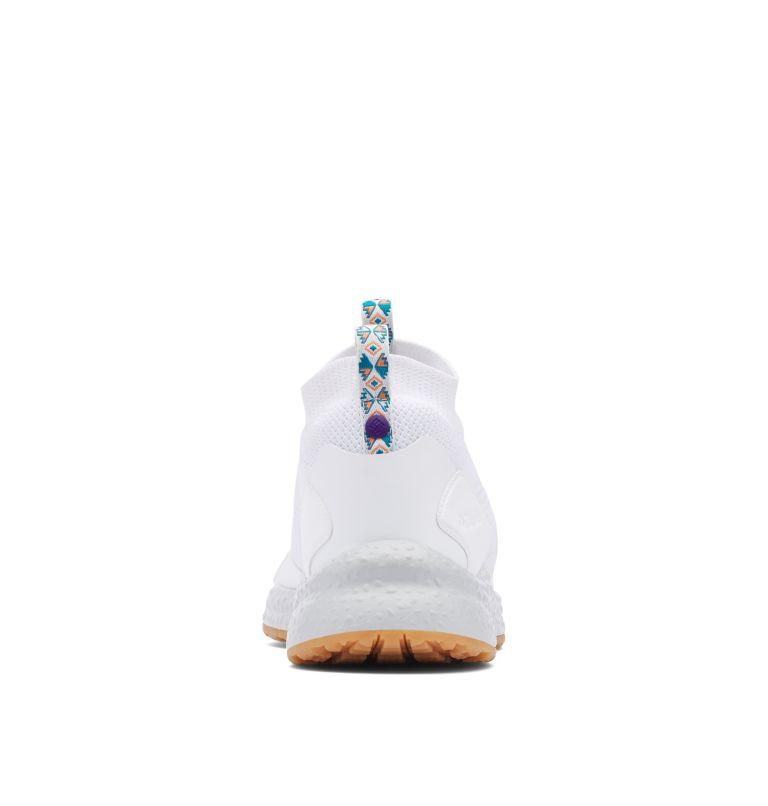 SH/FT™ MID BREEZE | 100 | 11 Men's SH/FT™ Mid Breeze Shoe, White, Vivid Purple, back