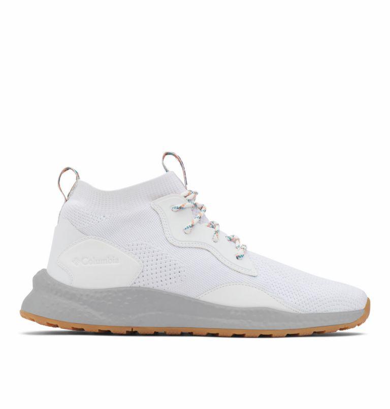 SH/FT™ MID BREEZE | 100 | 8.5 Men's SH/FT™ Mid Breeze Shoe, White, Vivid Purple, front