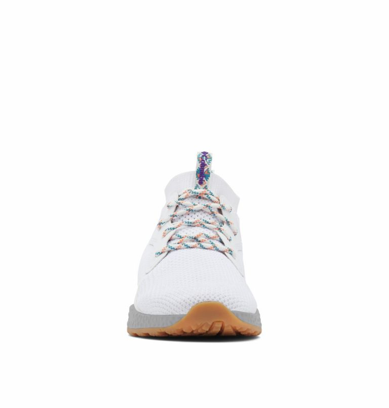 SH/FT™ MID BREEZE | 100 | 8.5 Men's SH/FT™ Mid Breeze Shoe, White, Vivid Purple, toe