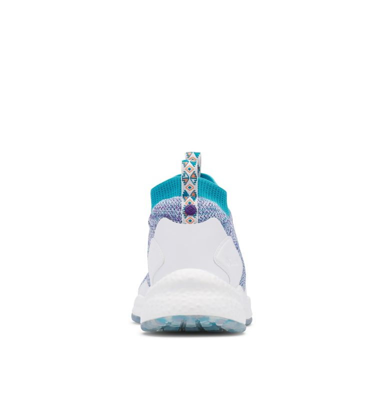 SH/FT™ MID BREEZE | 101 | 7 Men's SH/FT™ Mid Breeze Shoe, White, Clear Water, back