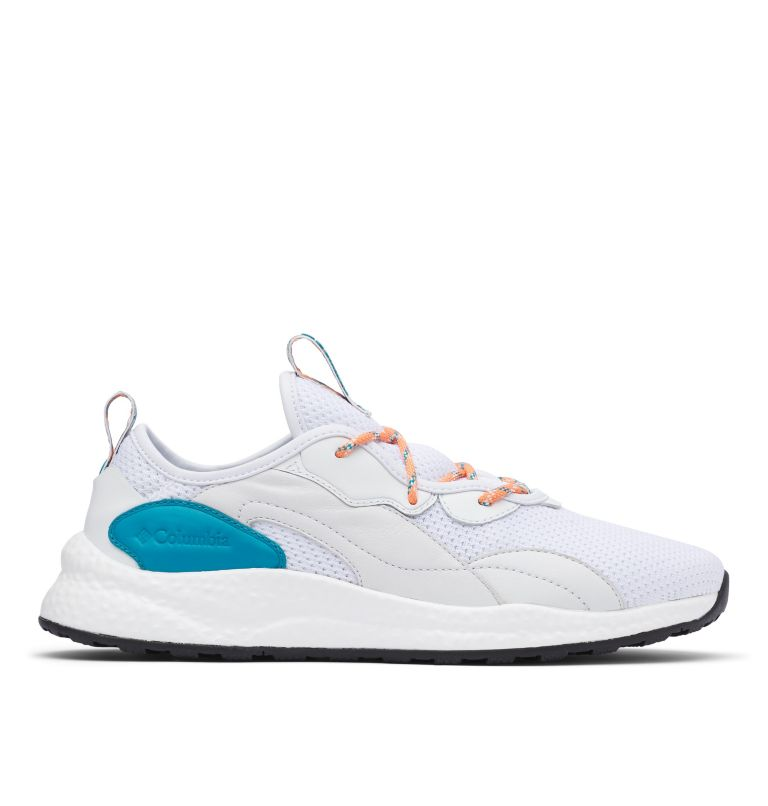 SH/FT™ LOW BREEZE | 100 | 11.5 Men's SH/FT™ Low Breeze Shoe - Icons, White, Clear Water, front