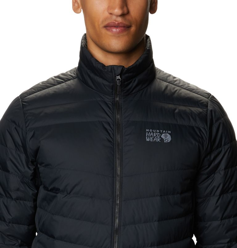 Hotlum M Jacket | 090 | M Men's Hotlum Down Jacket, Black, a2