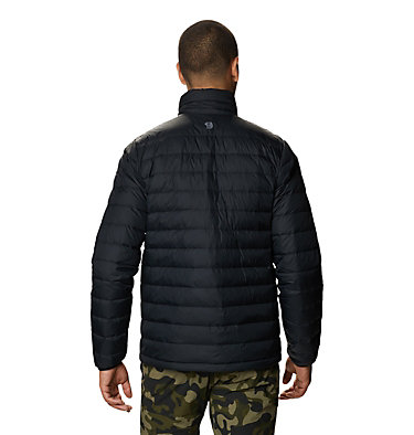 Men's Hotlum Down Jacket Hotlum M Jacket | 090 | L, Black, back