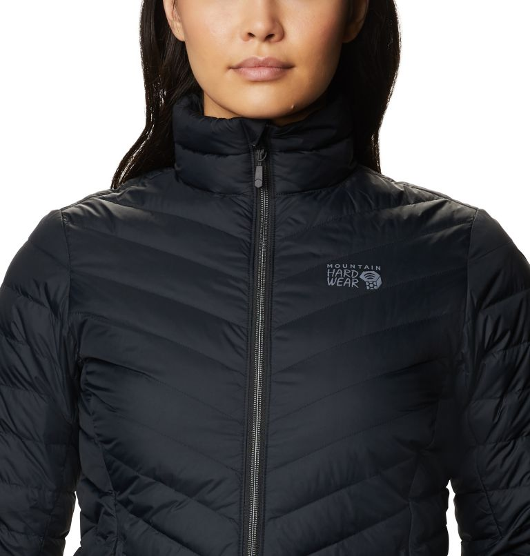 Hotlum W Jacket | 010 | M Women's Hotlum Down Jacket, Black, a2