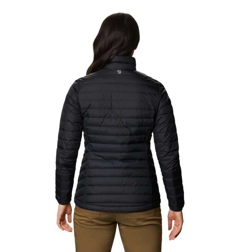 Hotlum W Jacket | 010 | M Women's Hotlum Down Jacket, Black, back