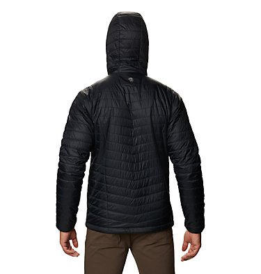 Men's Derra Hooded Jacket Derra Hooded Jacket M | 347 | L, Black, back